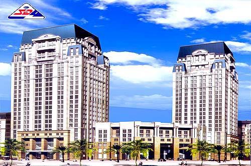 Tòa nhà HH4- Tập đoàn Sông Đà