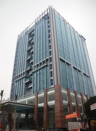 Tòa nhà Lạc Hồng, HN