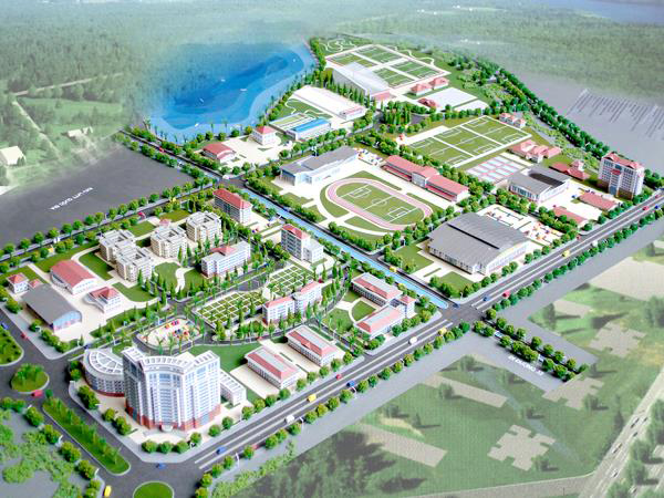 Trung tâm vận động viên cấp cao Hà Nội