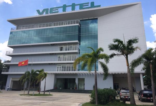 Tổ hợp tòa nhà Viettel H158 Hoàng Hoa Thám, HCM