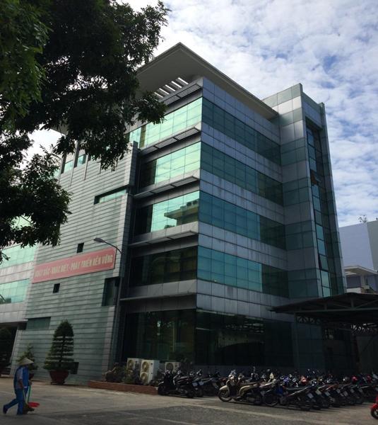 Tòa nhà N3 Viettel H158 Hoàng Hoa Thám, HCM
