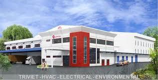 Nhà máy DKSH- KCN Thạch Thất, HN